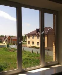 установка трехстворчатого окна в Оренбурге