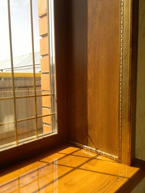 Фальшпереплет на окна своими руками 702
